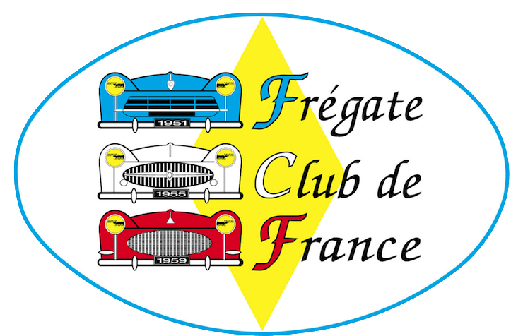 Logo du Fregate Club de France